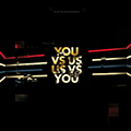 Dispo / Barberos - You vs Us Us vs You (vinyl 12